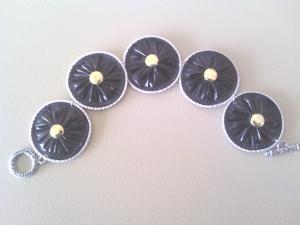 Logo de muriel esquerdo création bijoux